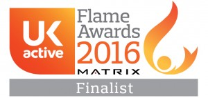 Flame Awards 2016 - Finalist Logo